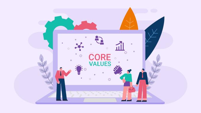 7 Major Benefits of Having Company Core Values