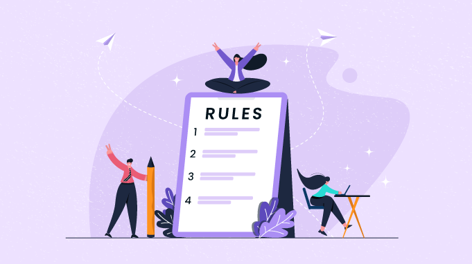 22 Fantastic Work Rules For Happy Life