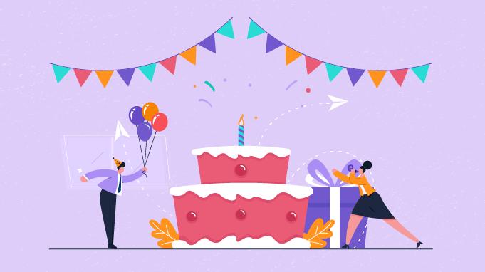 7 Terrific Office Birthday Celebration Ideas