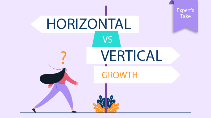 The Conundrum of Horizontal Growth