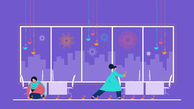 The 18 Best Diwali Office Decoration Ideas