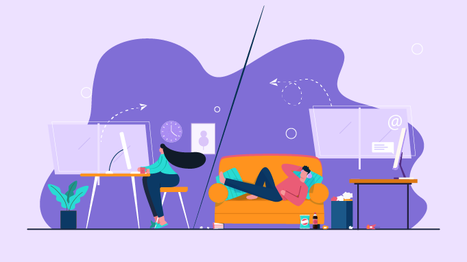 The Do's and Don'ts for Employees Working Remotely