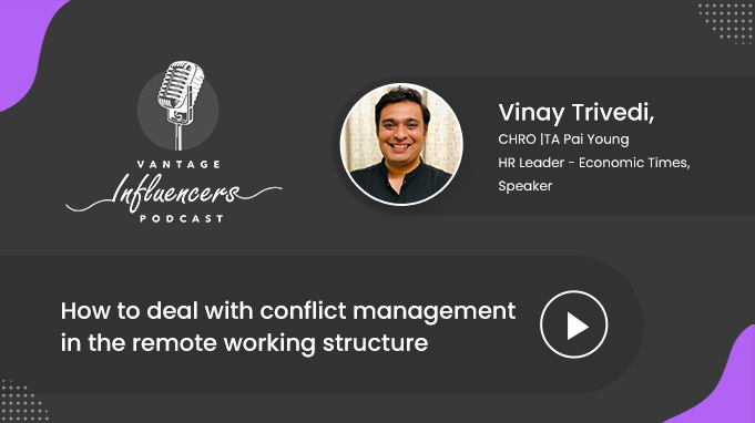 How to deal with conflict management in the remote working structure