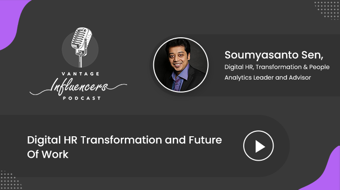 Digital HR Transformation and Future Of Work