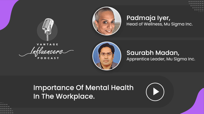 Importance Of Mental Health In The Workplace