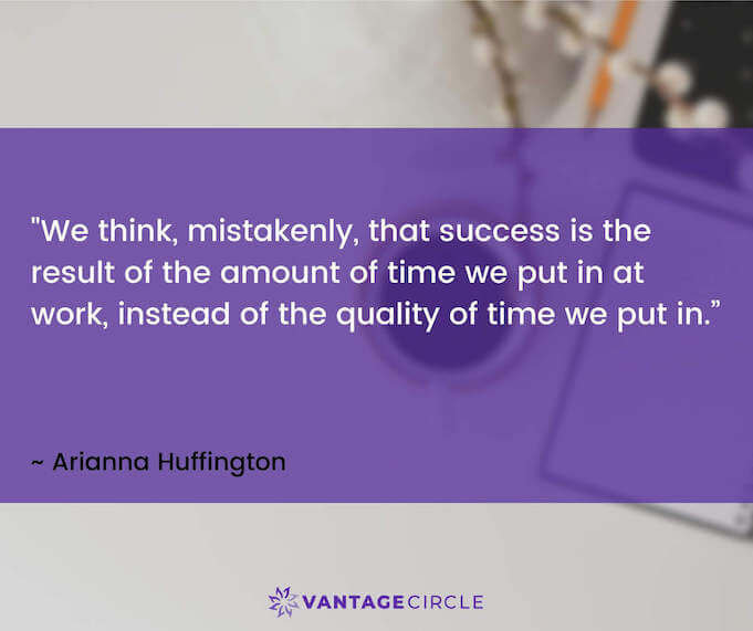 Work-life-Covid-Quotes-Arianna-Huffington