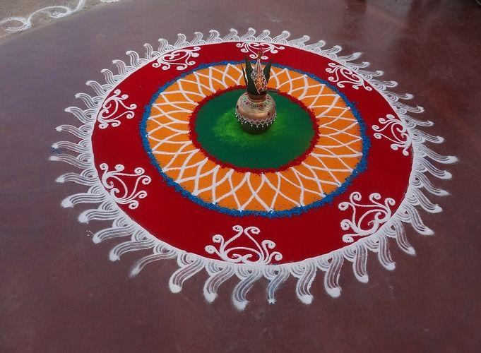 diwali-office-decorations-4