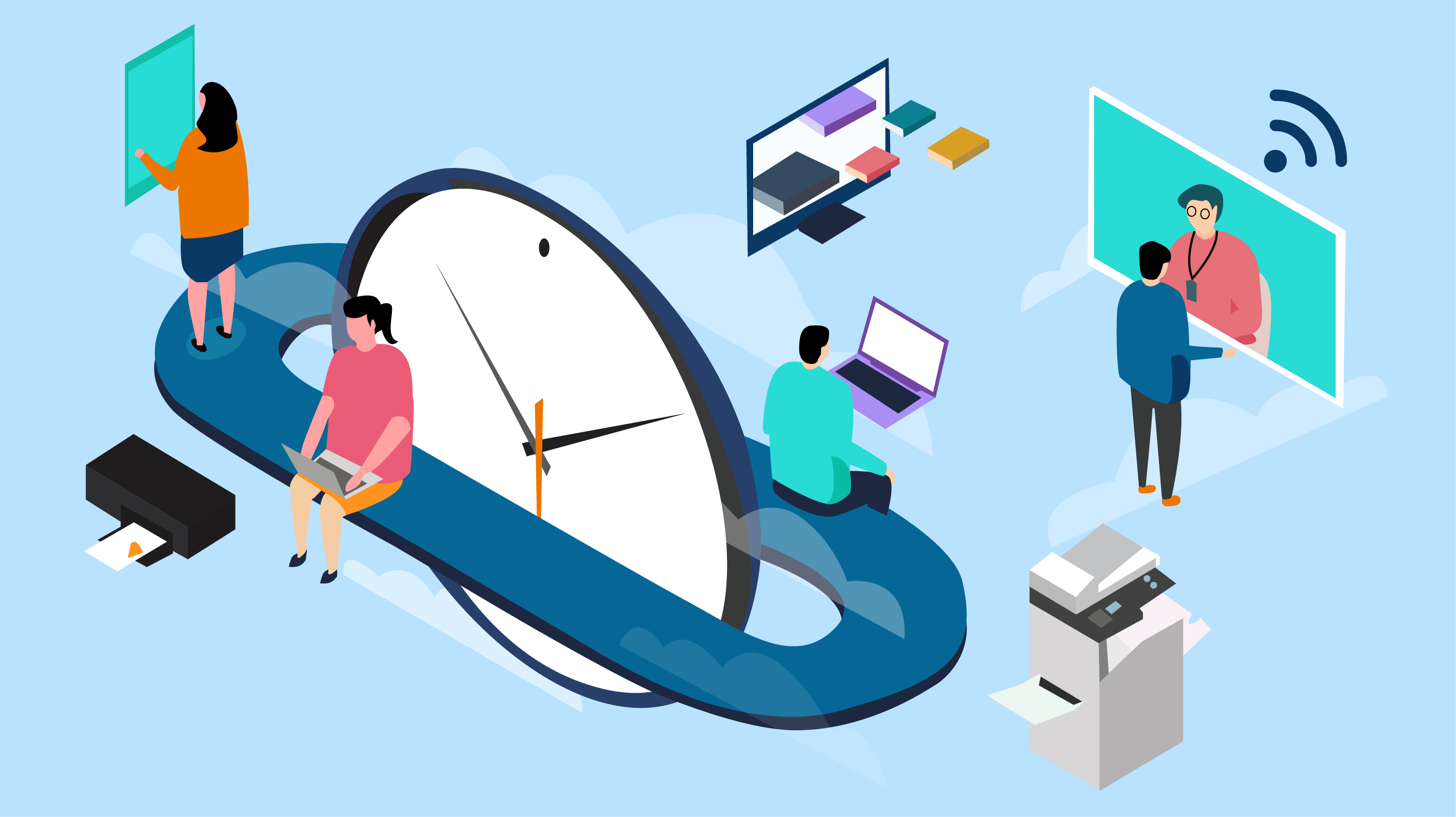 8 Ways To Increase Employee Productivity In The Workplace