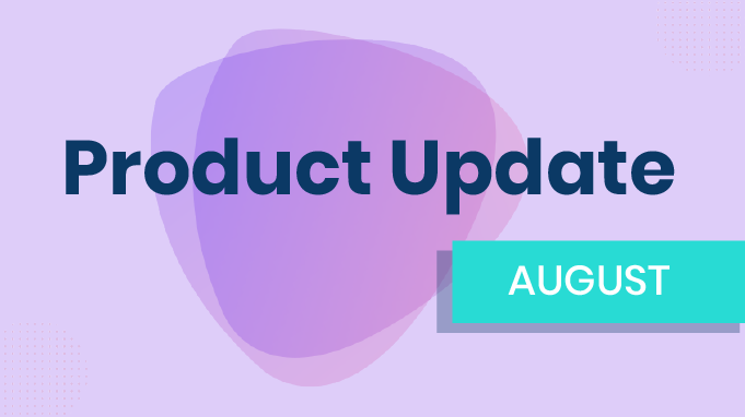 Product Update: New Additions