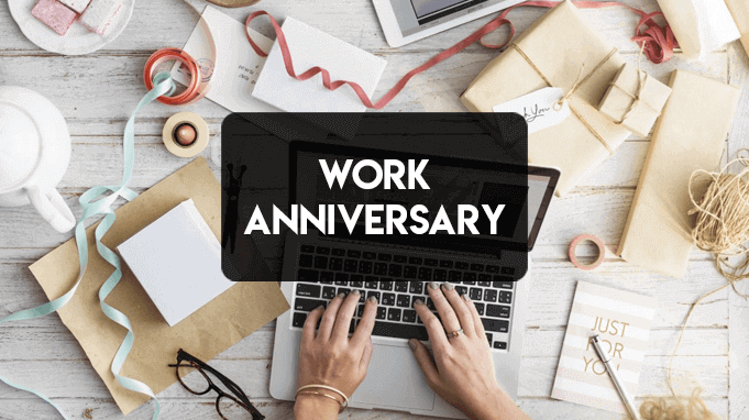 23 Awesome Ways To Make Every Employee Work Anniversary Memorable