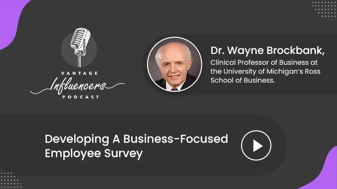 Developing A Business-Focused Employee Survey
