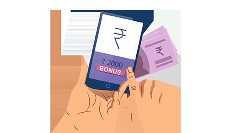 Corporate-diwali-gifts-bonus-cash