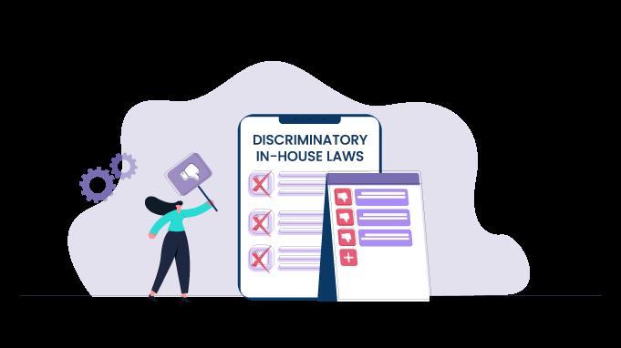 Hostile-work-environment-Dubious-In-House-Discrimination-Laws