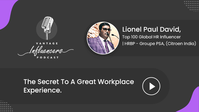 The Secret To A Great Workplace Experience