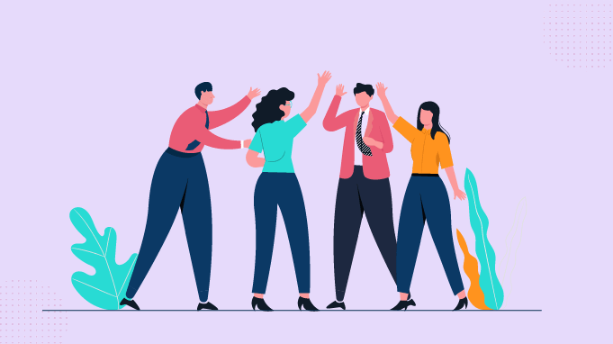 5 Ways to Encourage Team Spirit