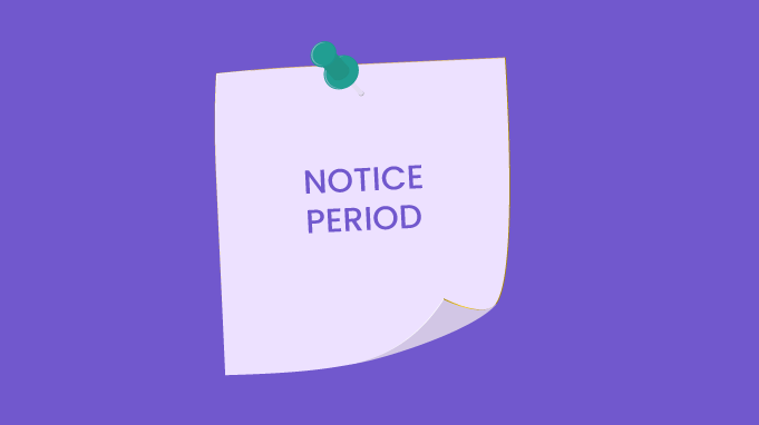 Employee Notice Period-Things an HR Must Know