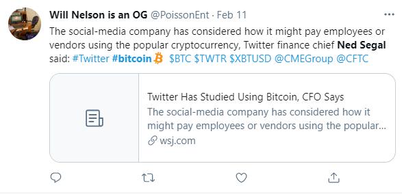 Twitter-CFO-Ned-Segal-Bitcoins
