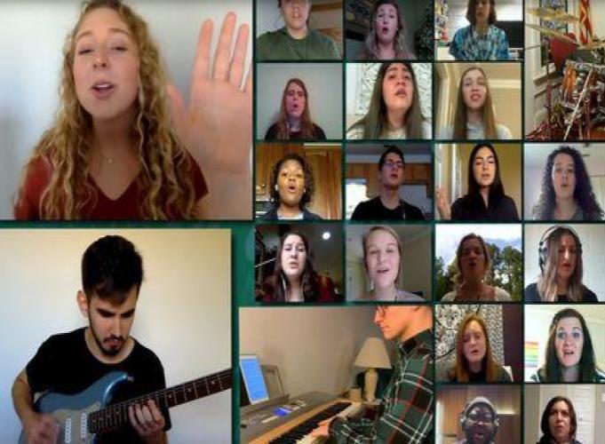 Virtual-school-choir