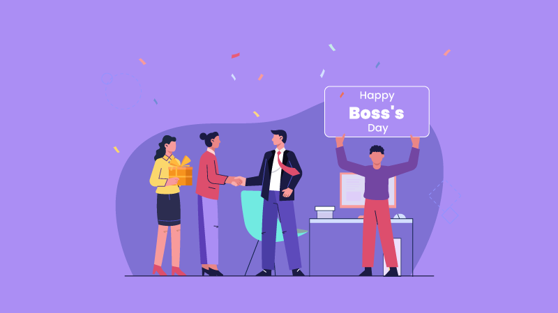 19 Easy Ways To Honor National Boss's Day