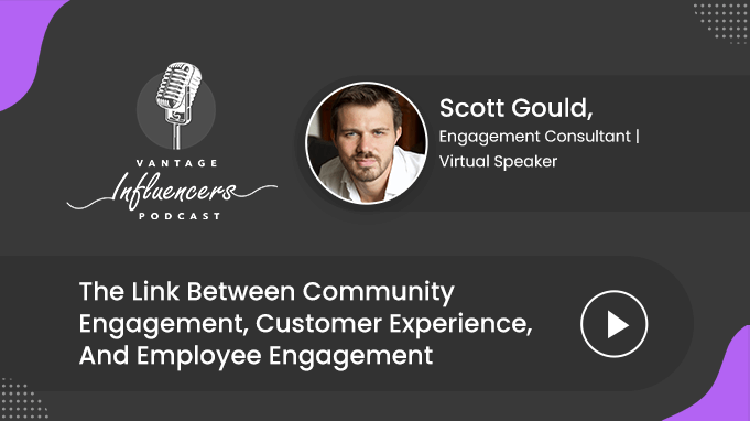 The Link Between Community Engagement, Customer Experience, And Employee Engagement