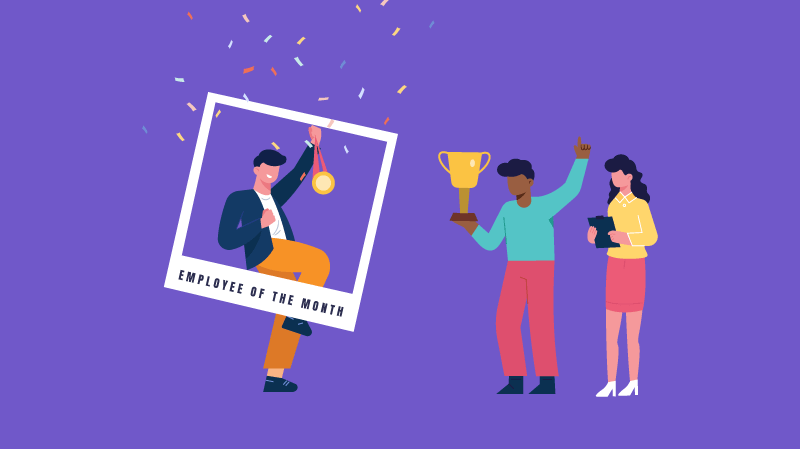 9 Ways To Boost The Employee Of The Month Award