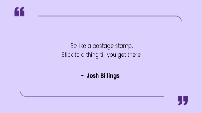 Funny work quotes by Josh Billings