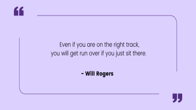 Funny work quotes by Will Rogers