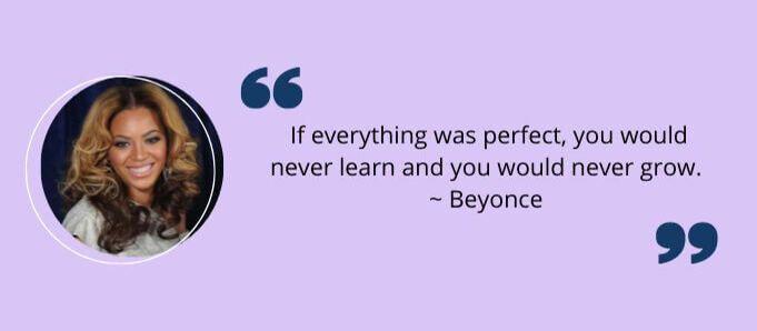 Go-Getter Quotes by Beyoncé