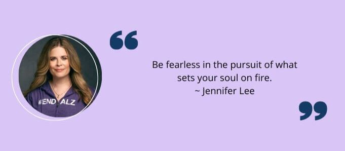 Go-Getter Quotes by Jennifer Lee