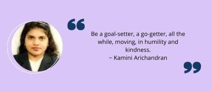 Go-Getter Quotes by Kamini Arichandran