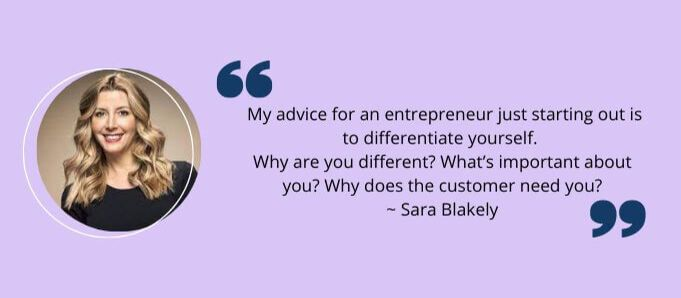 Go-Getter Quotes by Sara Blakely
