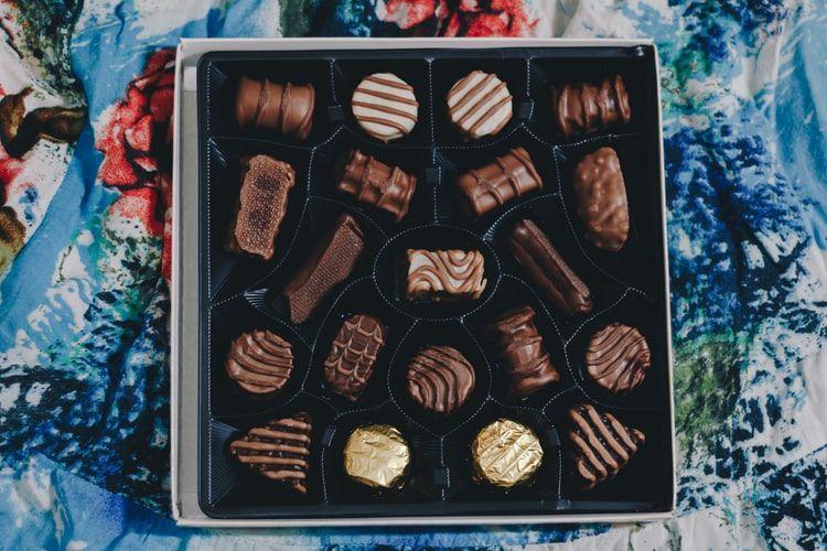 chocolates retirement gifts