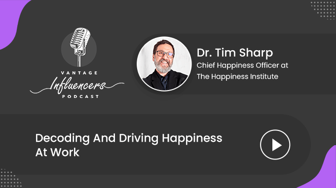 Decoding And Driving Happiness At Work