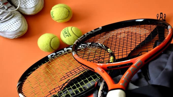 Tennis Rackets As Gifts